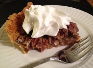 Pecan Pie Slice 1-10-16