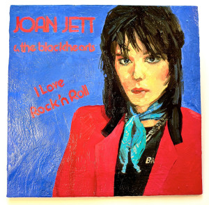 Joan Jett I love Rock and Roll